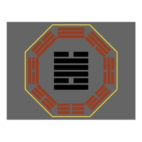 "I Ching Hexagram 49 Ko ""Revolution"" Postcard"