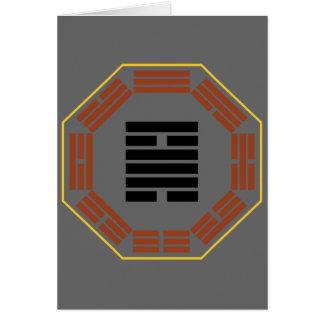 "I Ching Hexagram 50 Ting ""The Cauldron"" Card"