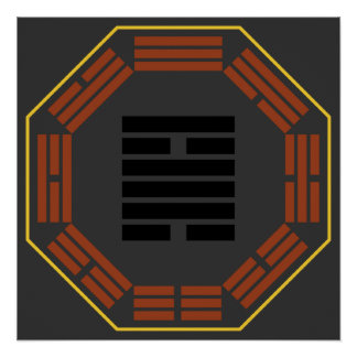 I Ching Hexagram 50 Ting The Cauldron Posters
