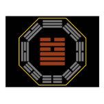 """I Ching Hexagram 5 Hsu """"Waiting"""" Post Cards"""