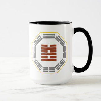 """I Ching Hexagram 63 Chi Chi """"After Completion"""" Mug"""