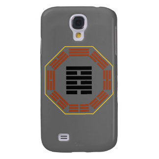 """I Ching Hexagram 64 Wei Chi """"Before Completion"""" Galaxy S4 Case"""