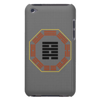 """I Ching Hexagram 64 Wei Chi """"Before Completion"""" iPod Touch Cover"""
