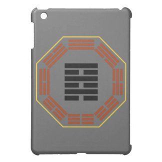 """I Ching Hexagram 64 Wei Chi """"Before Completion"""" iPad Mini Covers"""
