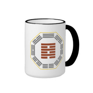 """I Ching Hexagram 64 Wei Chi """"Before Completion"""" Mug"""