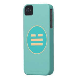 I Ching Lake Trigram (Dui) iPhone 4 Case