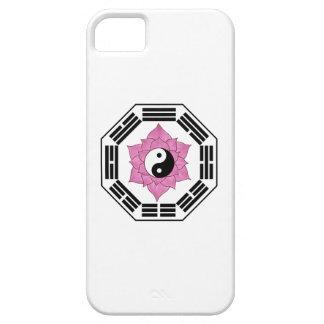 I Ching Lotus YinYang iPhone SE/5/5s Case