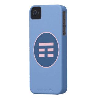 I Ching Mountain Trigram (Gen) Case-Mate iPhone 4 Case