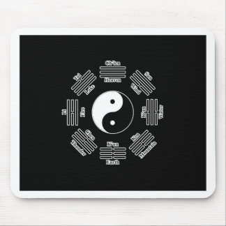 I ching mouse pad