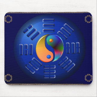 I Ching Mousepad