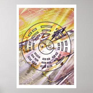 I Ching Print