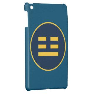 I Ching Thunder Trigram (Zhen) iPad Mini Covers