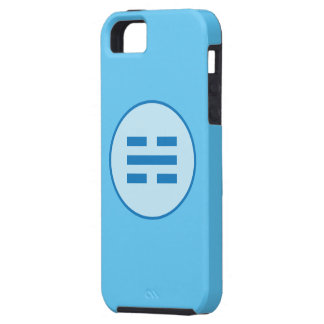 I Ching Water Trigram (Kan) iPhone SE/5/5s Case