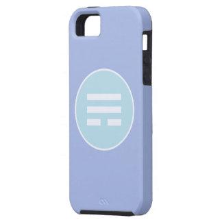 I Ching Wind Trigram (Xun) iPhone SE/5/5s Case