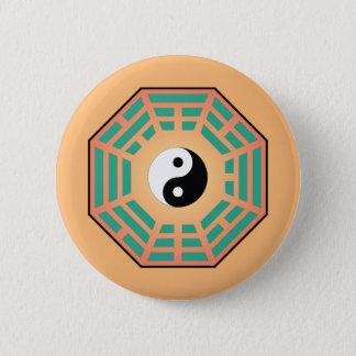 I Ching Yin Yang Button