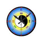I Ching Yin-Yang clock