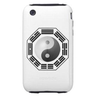 I Ching YinYang iPhone 3 Tough Case