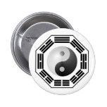 I Ching YinYang Pins