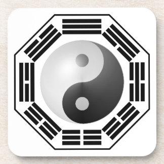 I Ching YinYang Posavasos