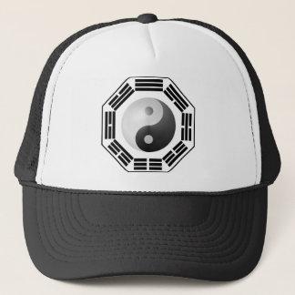 I Ching YinYang Trucker Hat