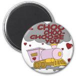 I Choo Choo Choose You Fridge Magnets