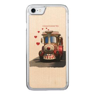 I Choo-Choose You Carved iPhone 7 Case