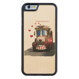 I Choo-Choose You Carved Maple iPhone 6 Bumper Case