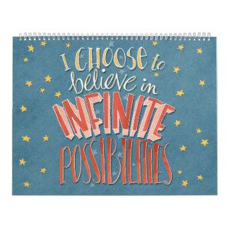 """I Choose"" Affirmations Calendar"