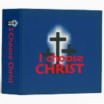 I Choose Christ Avery Binder