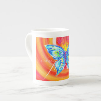 I choose freedom mug, bringing ease into your life tea cup