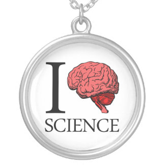 I ciencia de cerebro (sé la ciencia) (la ciencia colgante redondo