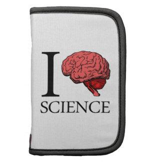 I ciencia de cerebro (sé la ciencia) (la ciencia d organizador