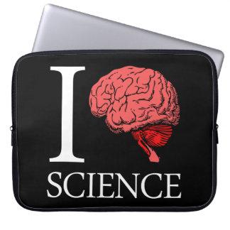 I ciencia de cerebro (sé la ciencia) (la ciencia d fundas portátiles