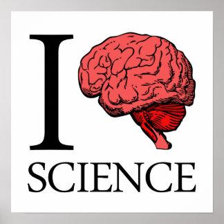 I ciencia de cerebro (sé la ciencia) (la ciencia d impresiones