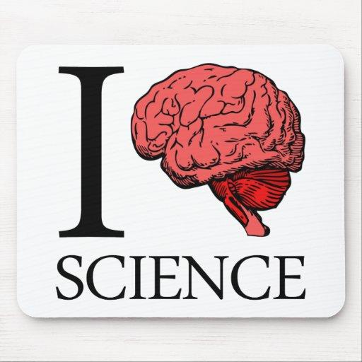I ciencia de cerebro (sé la ciencia) (la ciencia d tapetes de ratones