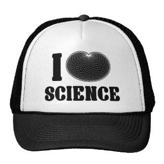 I ciencia del cardidoide gorras de camionero