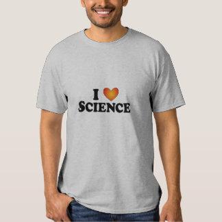 I ciencia (del corazón) - Multi-Productos de Lite Remera