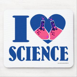 I ciencia del corazón tapetes de raton