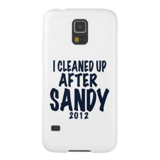I Cleaned Up After Sandy 2012, Hurricane Sandy Cases For Galaxy S5