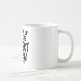 I Cleaned Up After the Perfect Storm, Sandy 2012, Classic White Coffee Mug