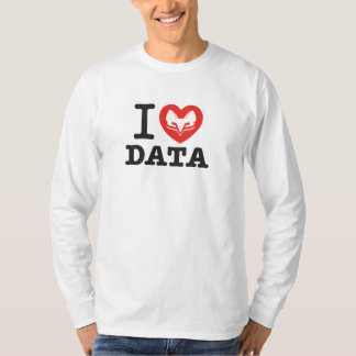 I ClickFox Data T-Shirt