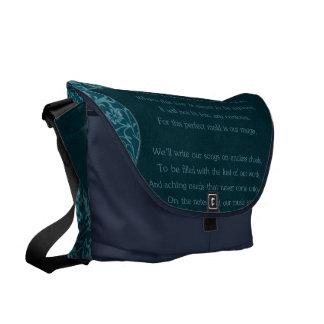 I Climb Messenger Bag
