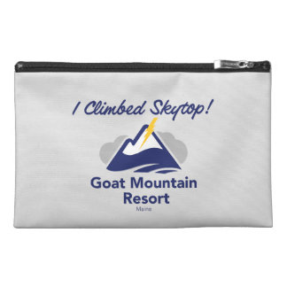 I Climbed Skytop! Travel Accessories Bag