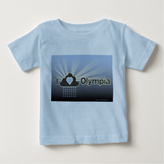 I Cloud Olympia Baby Baby T-Shirt