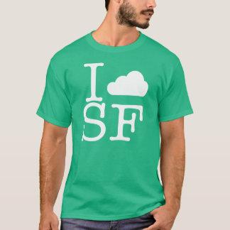 I Cloud SF (White) T-Shirt