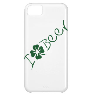 I Clover Beer iPhone 5C Covers