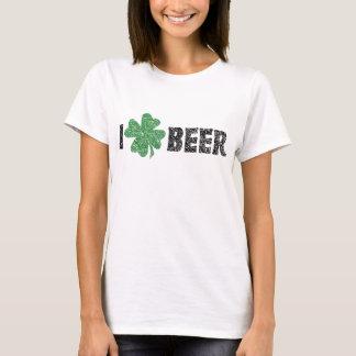 I Clover Beer T-Shirt