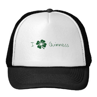 I Clover Guinness Trucker Hat