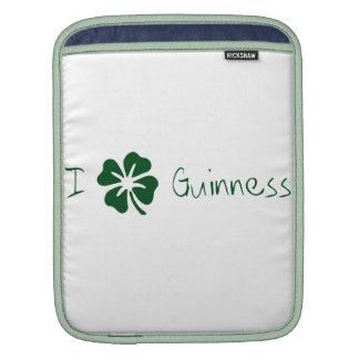 I Clover Guinness iPad Sleeve