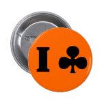 I (club) pin